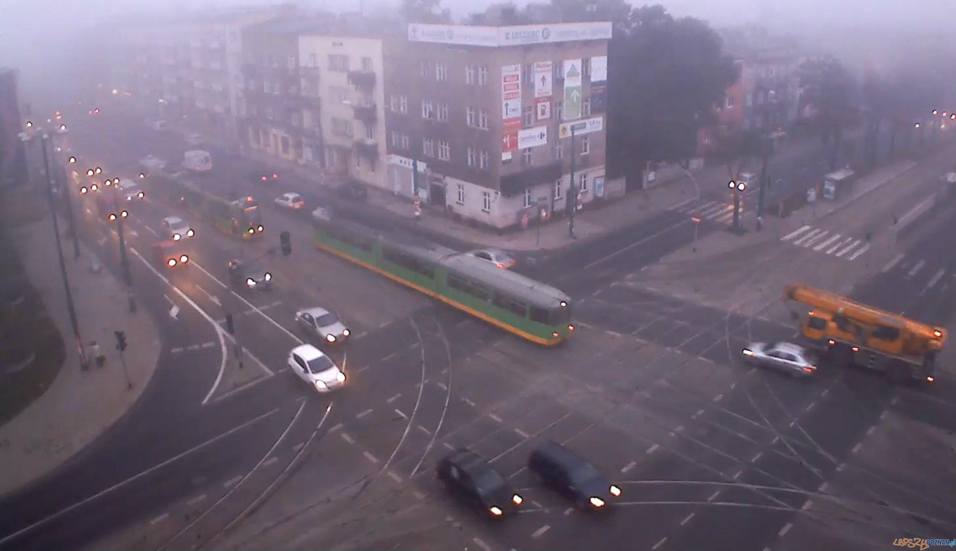 Mgła 09.10.2013  Foto: oognet