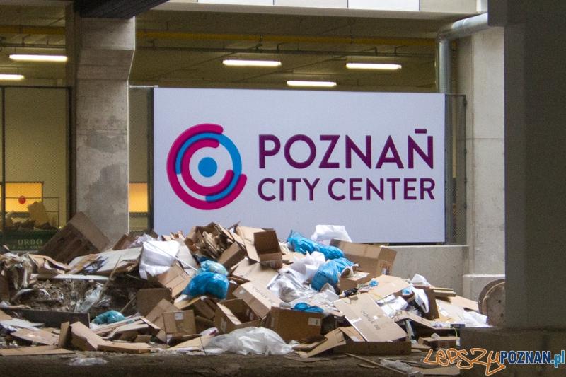 Poznań City Center  Foto: lepszyPOZNAN.pl / Piotr Rychter
