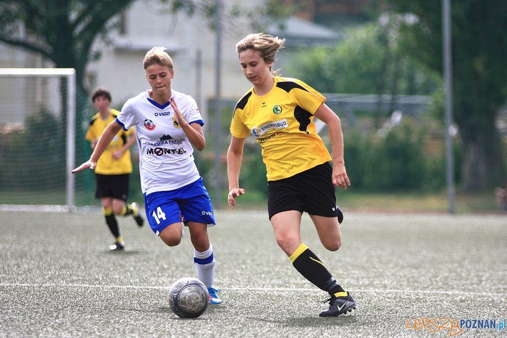 I Liga kobiet - piłkarki KS Koziołek   Foto: