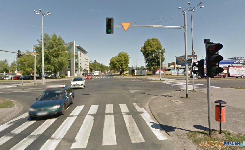 Piatkowska - aleje Solidarnosci  Foto: google maps