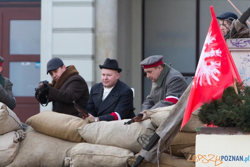 95. rocznica wybuchu Powstania Wielkopolskiego  Foto: lepszyPOZNAN.pl / Piotr Rychter