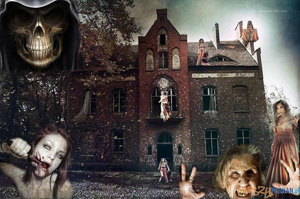 Horror w Owińskach  Foto: Adam Foetke/psychiatryk owińska/facebook