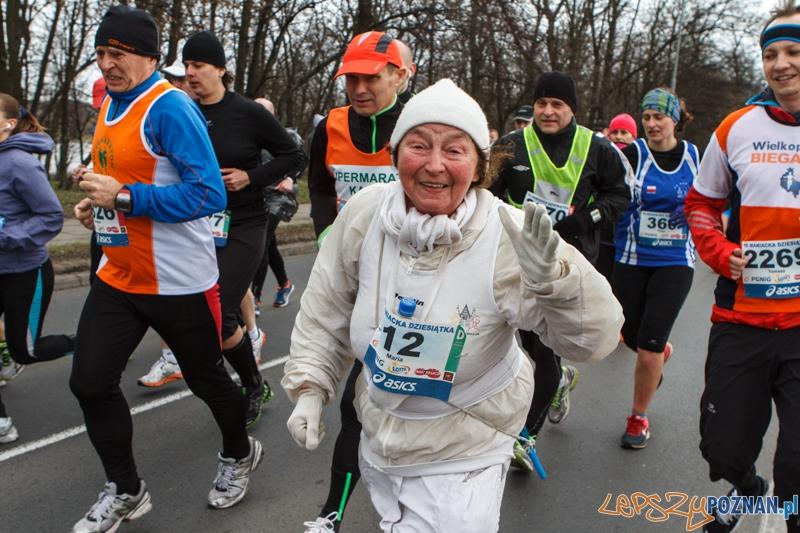 X Maniacka Dziesiątka - Poznań 15.03.2014 r.  Foto: LepszyPOZNAN.pl / Paweł Rychter