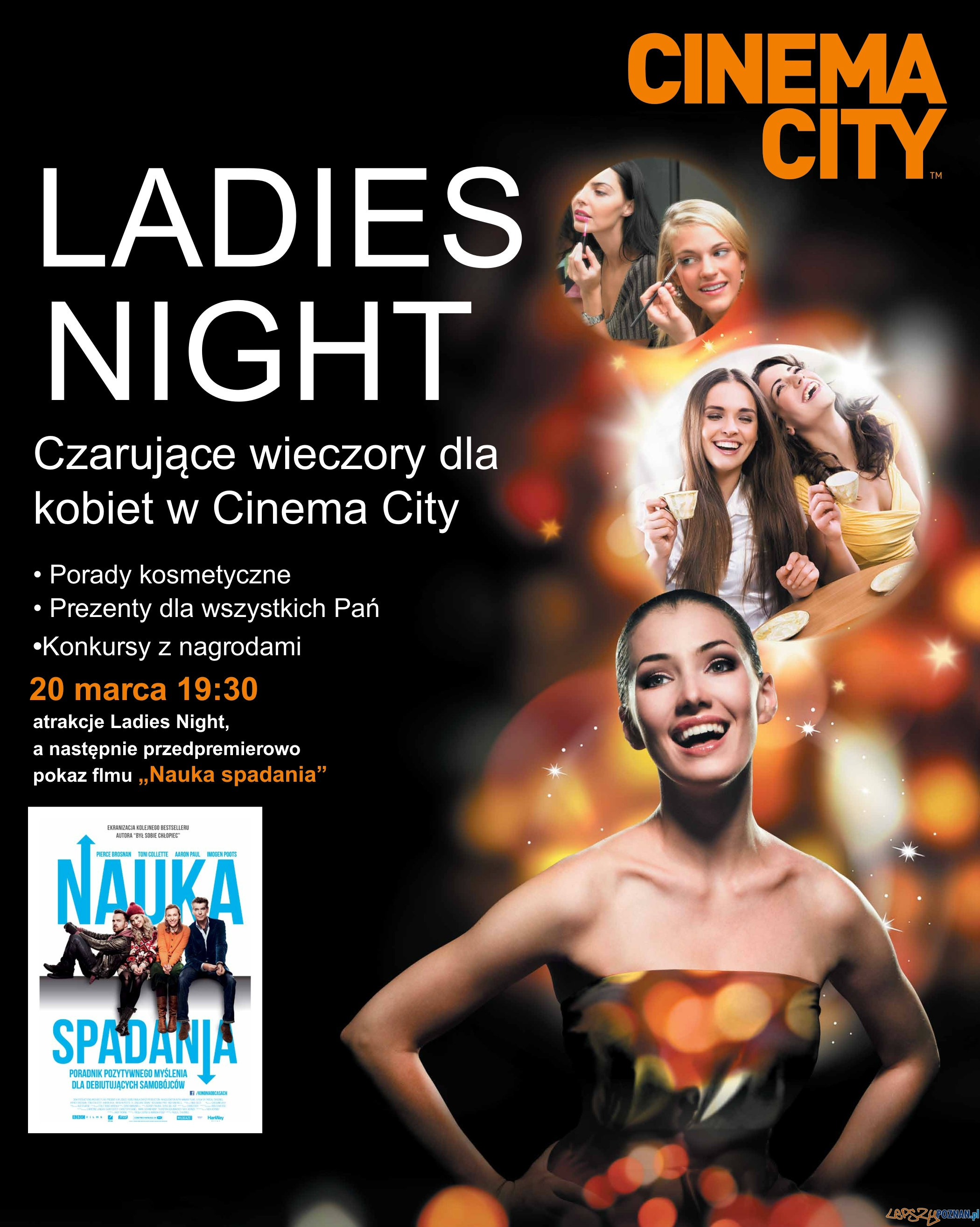 Wiosenne Ladies Night!  Foto: