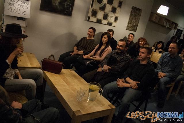 Spotkanie z Anią Rusowicz (2.03.2014) Foto: LepszyPOZNAN.pl  Foto: © Karolina Kiraga