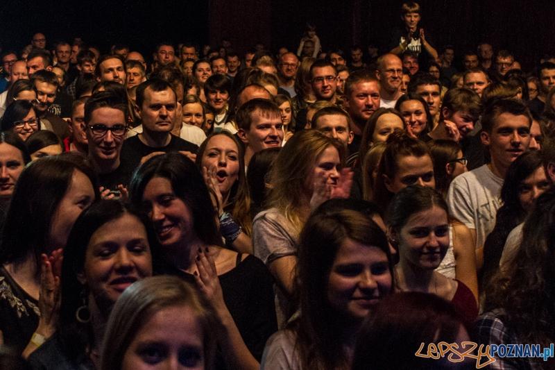 Koncert zespołu Strachy Na Lachy w CK Zamek - Poznań 05.04.2014 r.  Foto: LepszyPOZNAN.pl / Paweł Rychter