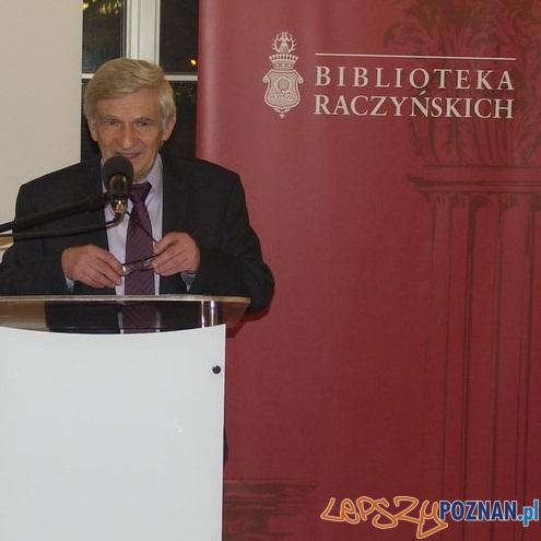 Wojciech Spaleniak  Foto: Biblioteka Raczyńskich