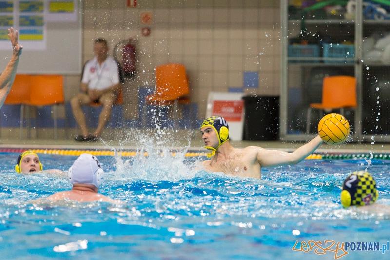 DSW Waterpolo Poznań - ŁSTW Uniwersytet Łódzki (Marcin Piątek)  Foto: lepszyPOZNAN.pl / Piotr Rychter