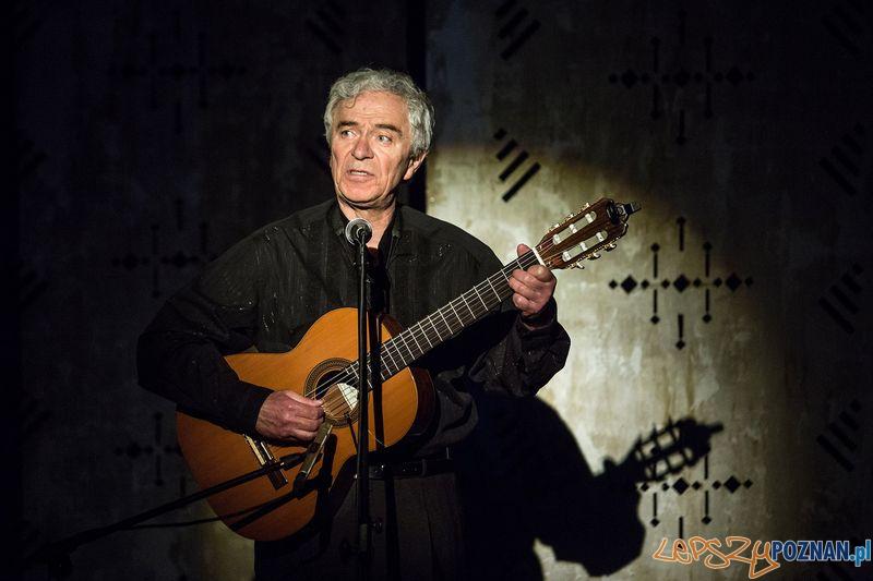 Umówmy się na dziś recital Andrzeja Lajborka_  Foto: Jakub Wittchen