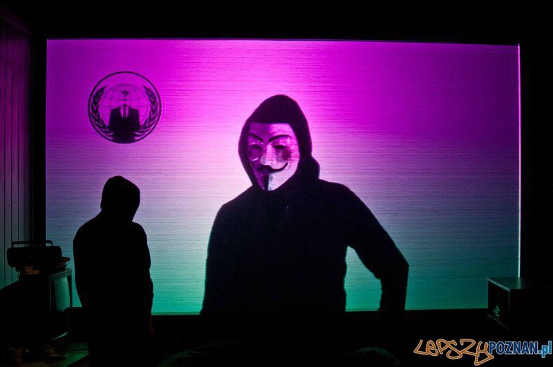 AnonyMMous.org 'WTF'  Foto: Maciej Zakrzewski