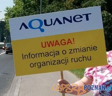 AQUANET informuje o awarii  Foto: