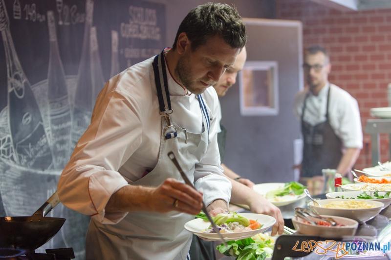 Restauracja Cucina - szef kuchni Ernest Jagodziński  Foto: lepszyPOZNAN.pl / Piotr Rychter