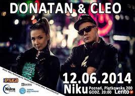 Odwołano koncert Donatana&Cleo / fot. materiały prasowe  Foto: