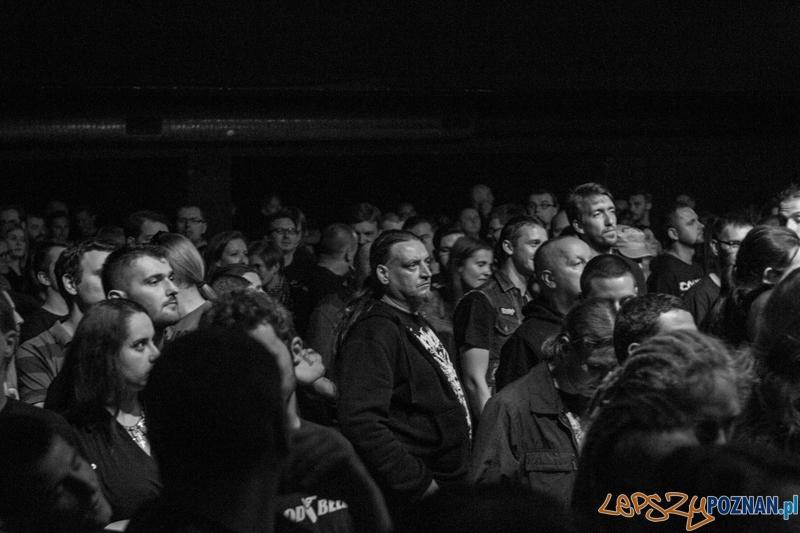 Koncert Soulfly w Eskulapie - Poznań 14.06.2014 r.  Foto: LepszyPOZNAN.pl / Paweł Rychter