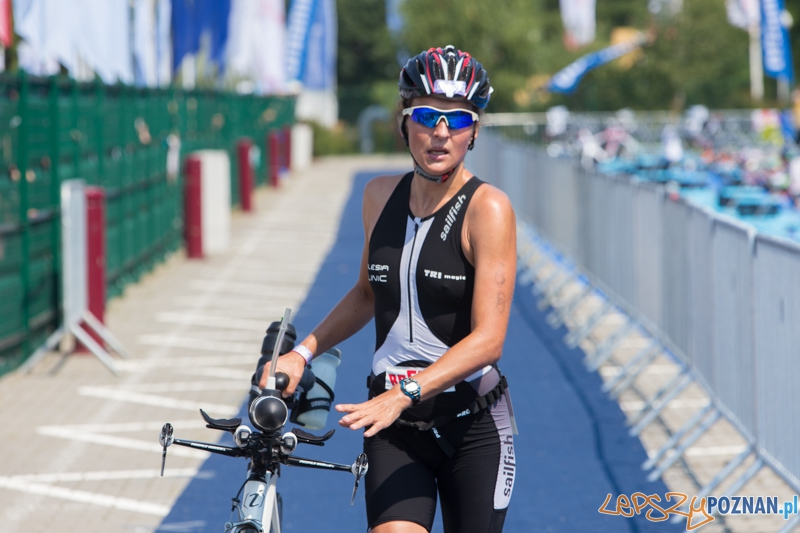 Enea Poznań Triathlon - dystans długi  Foto: lepszyPOZNAN.pl / Piotr Rychter