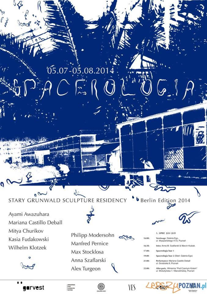Spacerologia  Foto: Galeria Ego