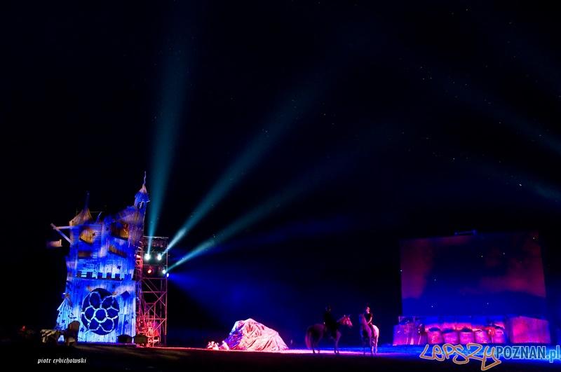 Widowisko Śpiący Rycerze Królowej Jadwigi  Foto: Tomasz Mizgier, Piotr Cybichowski