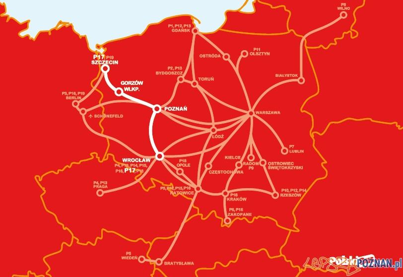 PolskiBus.com_mapa P17  Foto: