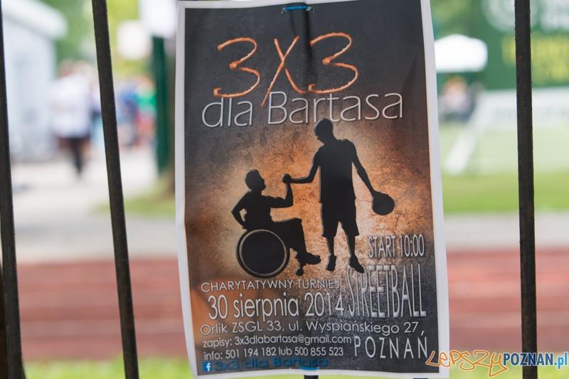 3x3 dla Bartasa  Foto: lepszyPOZNAN.pl / Piotr Rychter