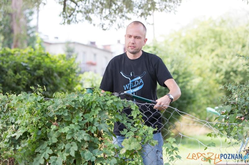 II edycję akcji Sprzątamy Wildę  Foto: lepszyPOZNAN.pl / Piotr Rychter