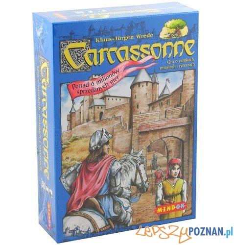 Gra Carcassonne  Foto: materiały prasowe