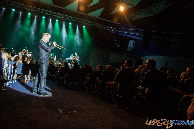 Chris Botti (5.10.2014) Sala Ziemi  Foto: © LepszyPOZNAN.pl / Karolina Kiraga