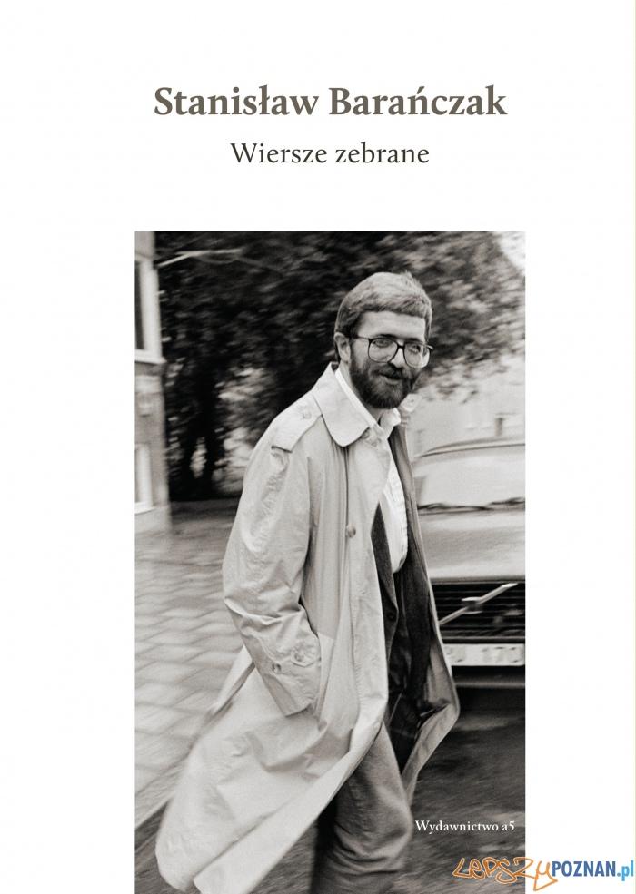 Stanisław Barańczak  Foto: Tomik wydawnictwa a5