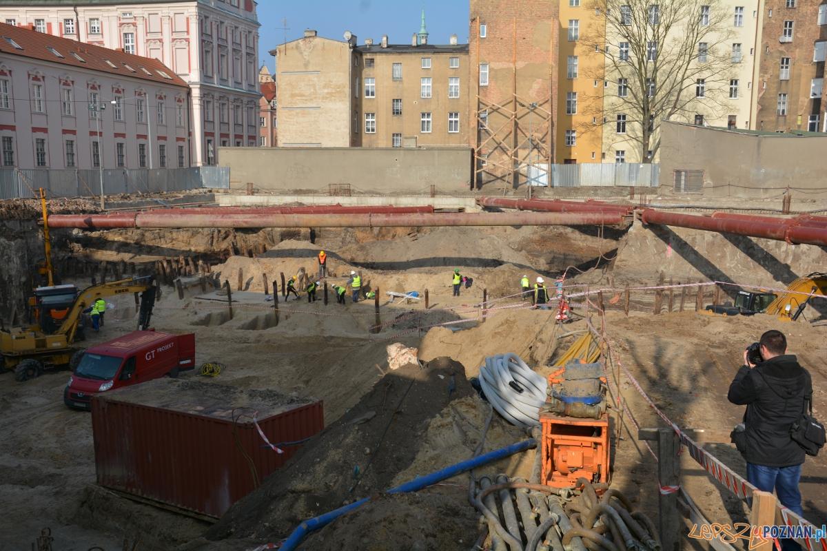 Tajemnice placu Za Bramką  Foto: UMP