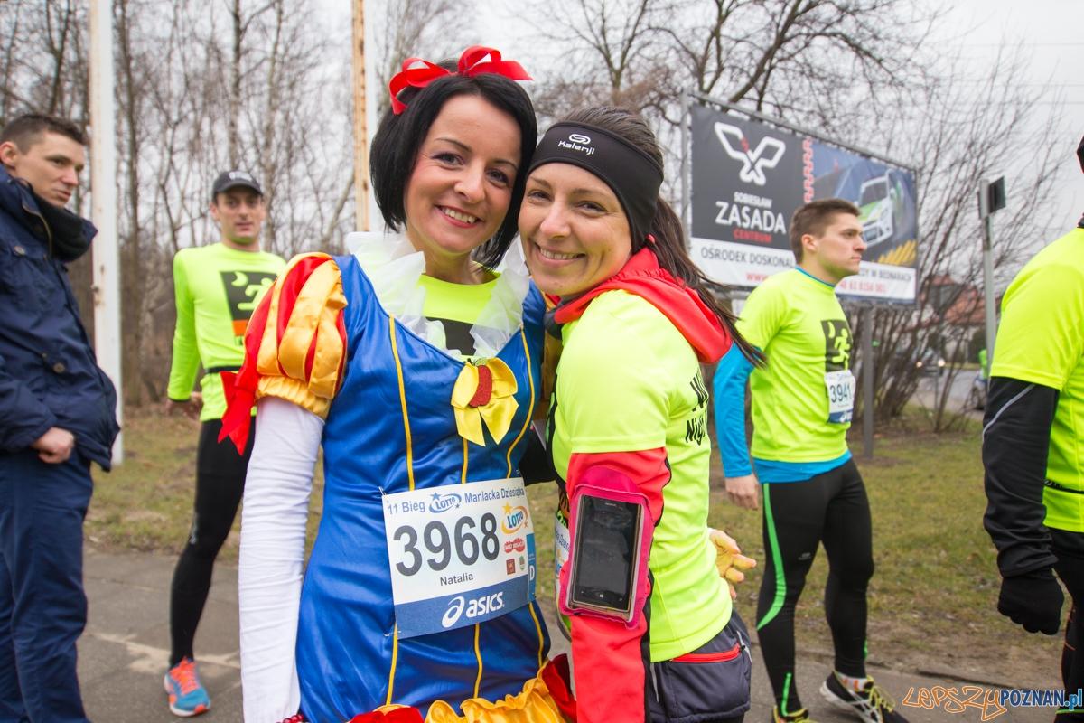 XI Maniacka dziesiątka  Foto: lepszyPOZNAN.pl / Piotr Rychter