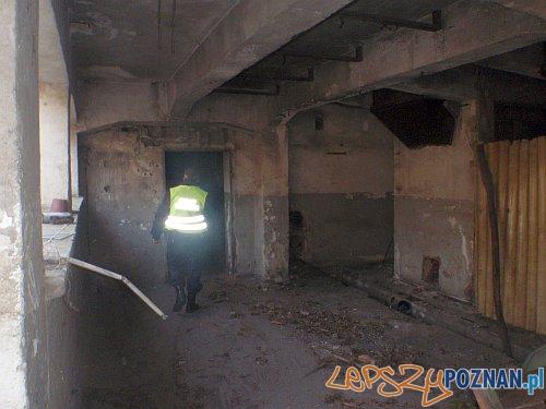 Niebezpieczne ruiny  Foto: SMMP