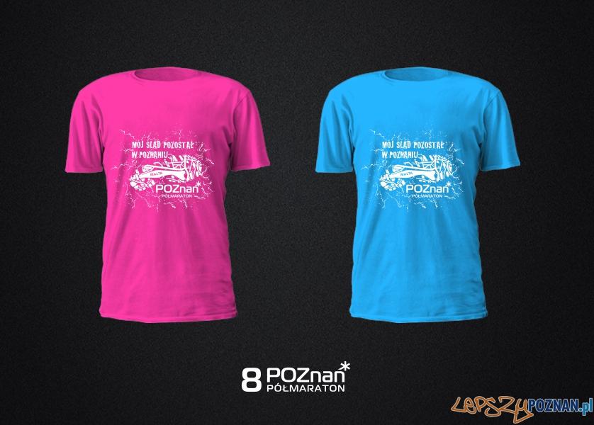 Koszulka 8.Poznań Półmaraton  Foto: