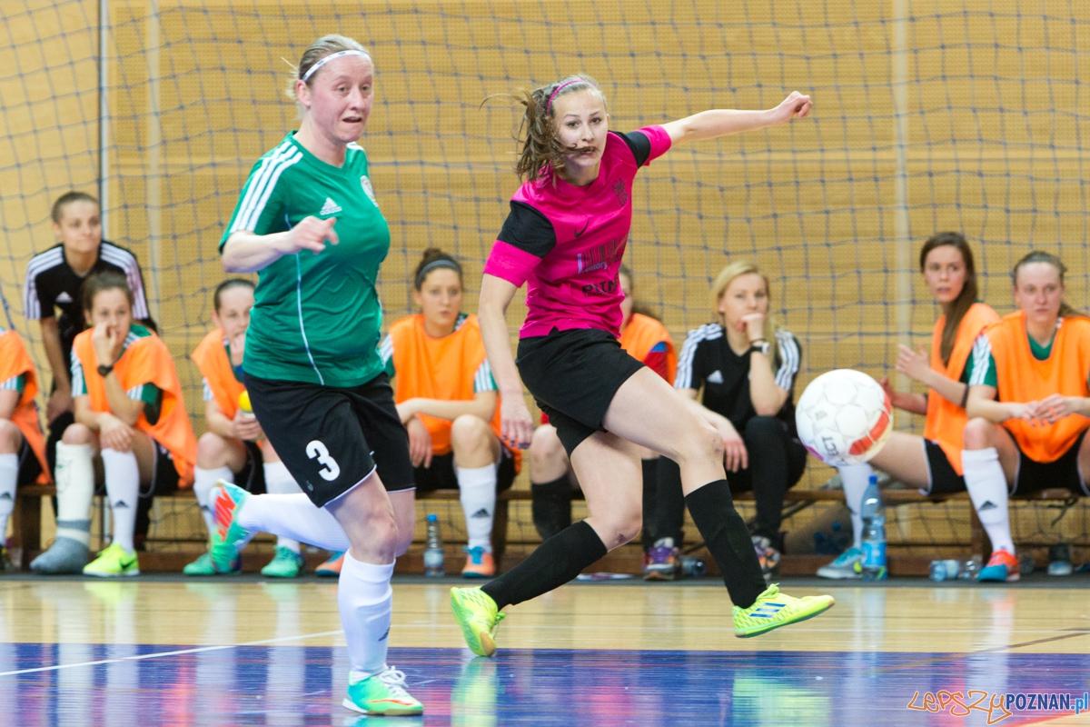 Futsal kobiet: UAM Poznań – Medan Gniezno  Foto: lepszyPOZNAN.pl / Piotr Rychter