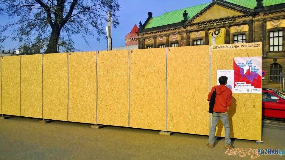 Wybory do rad osiedlowych - archiwum   Foto: