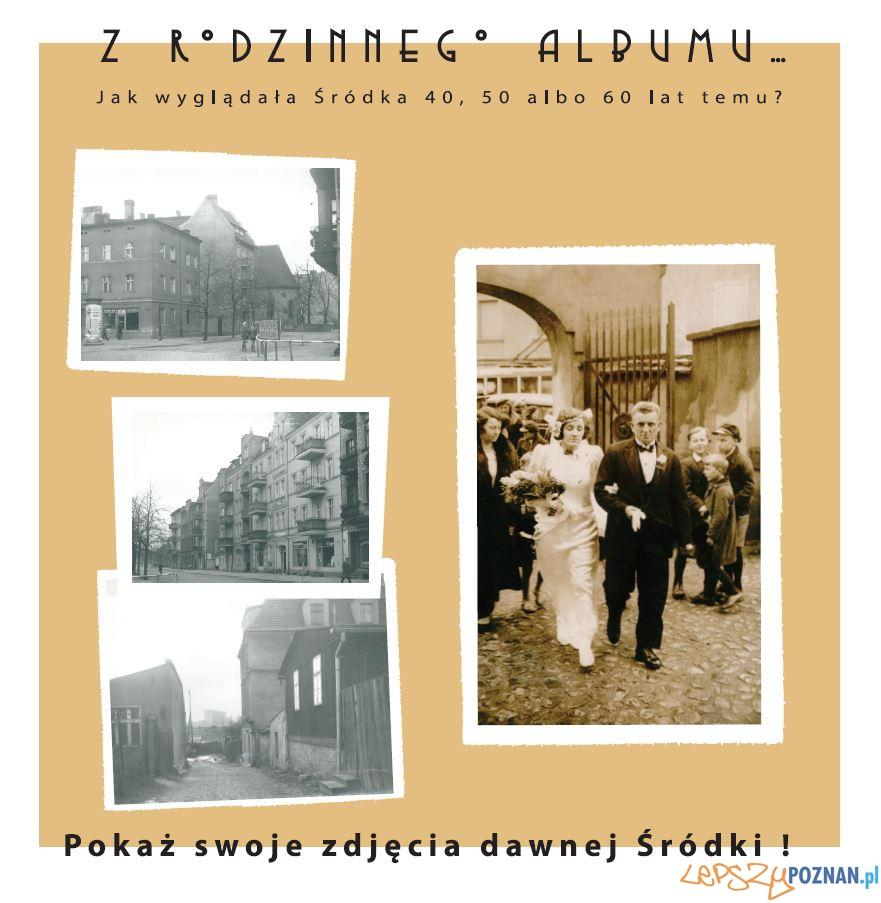 Z rodzinnego albumu  Foto: Brama Poznania