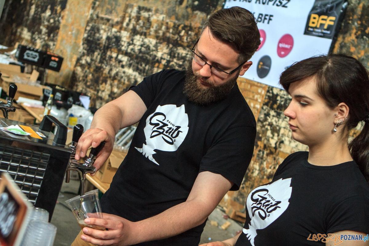 Beer Friends Festiwal - Poznań 23.05.2015 r.  Foto: LepszyPOZNAN.pl / Paweł Rychter