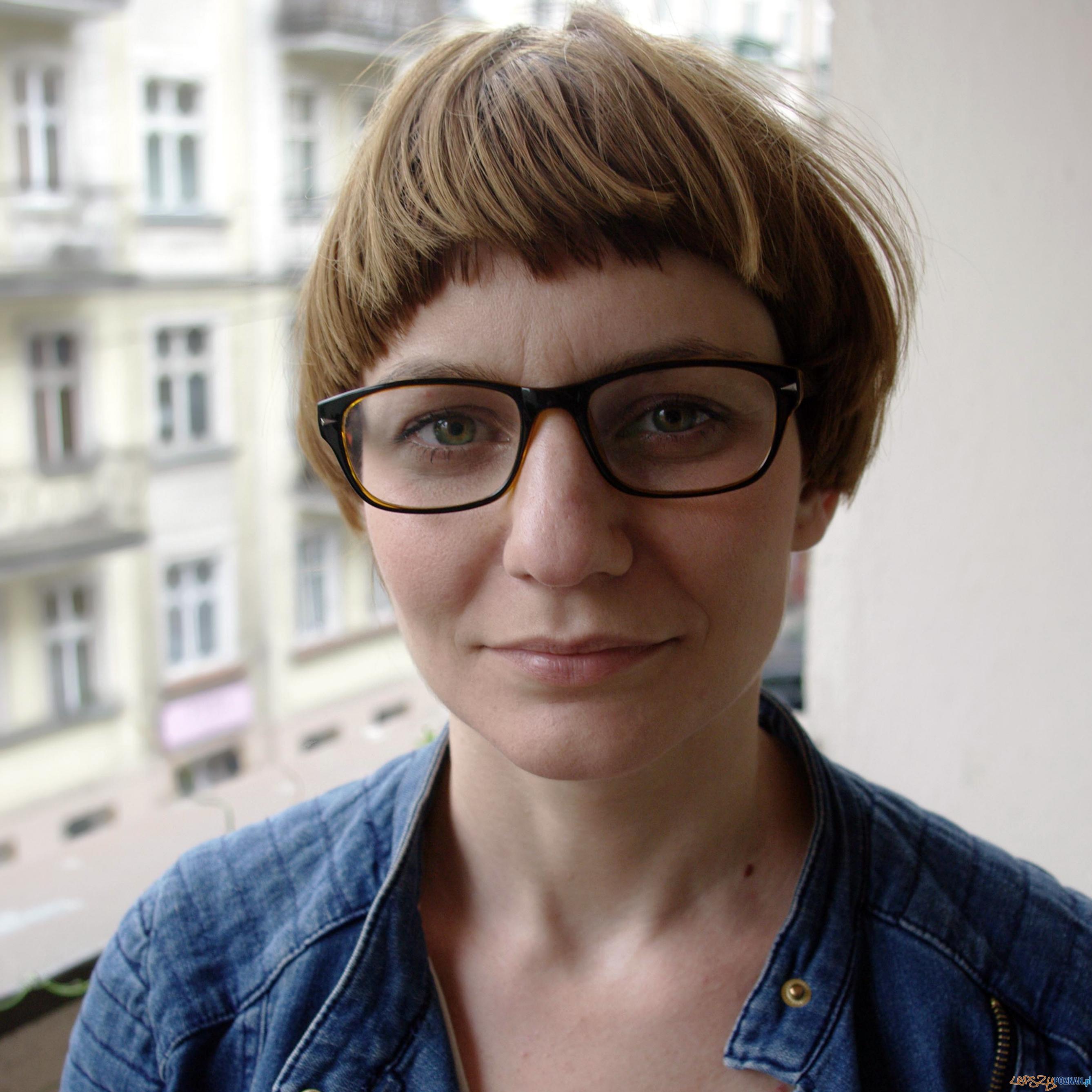 Justyna Makowska  Foto: UM Poznania