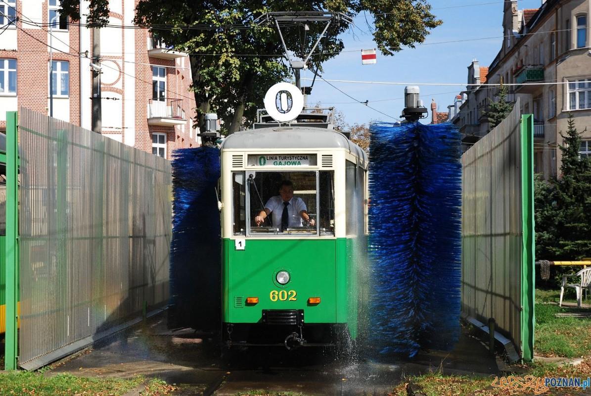 Madalina zajezdnia tramwajowa Foto: K Dostatni/KMPS