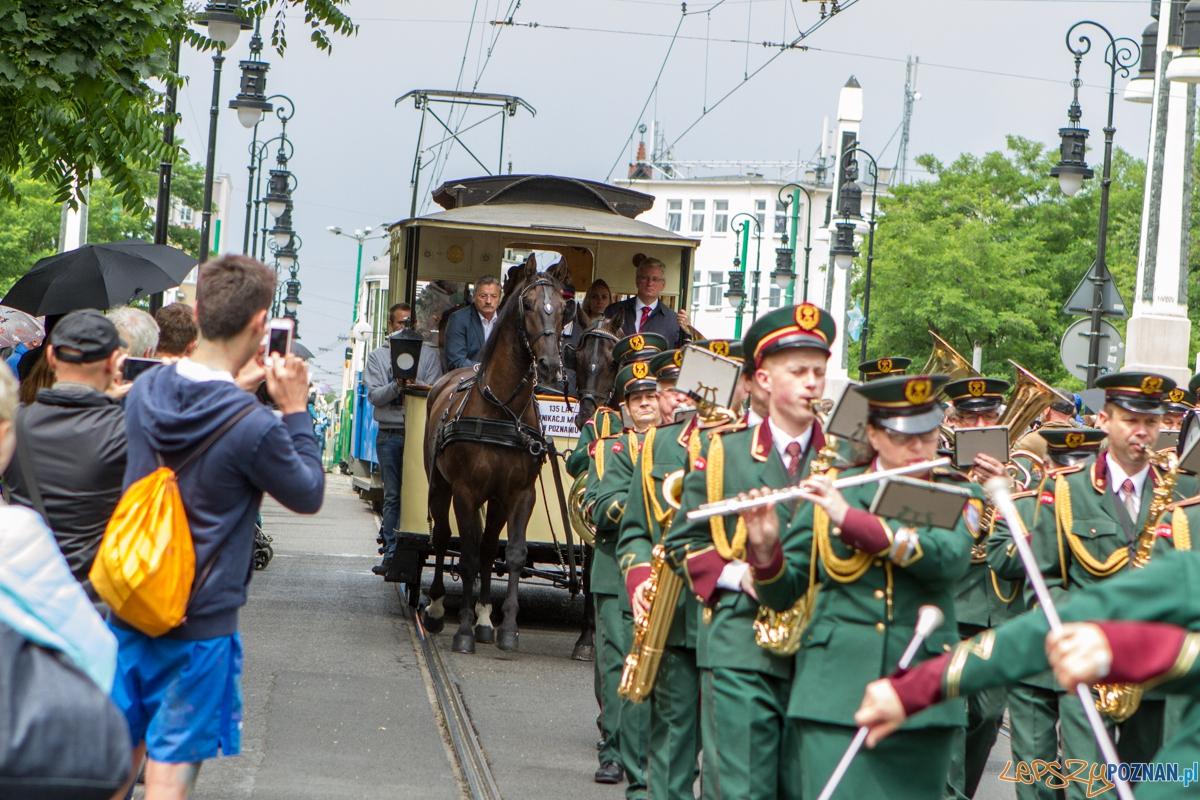 135 komunikacji miejskiej w Poznaniu – 21.06.2015 r.