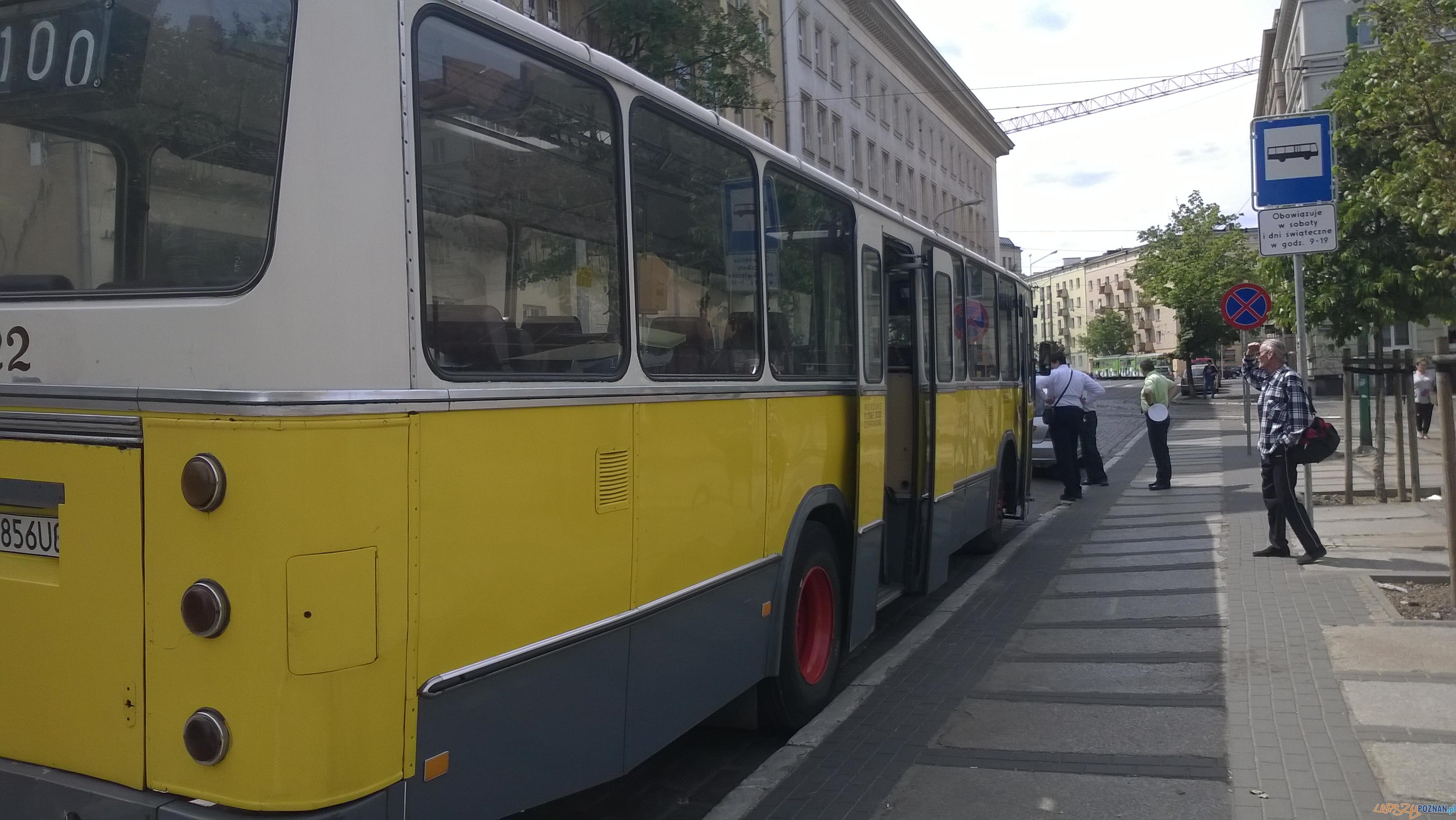 Zabytkowy autobus DAF na linii turystycznej  Foto: TD