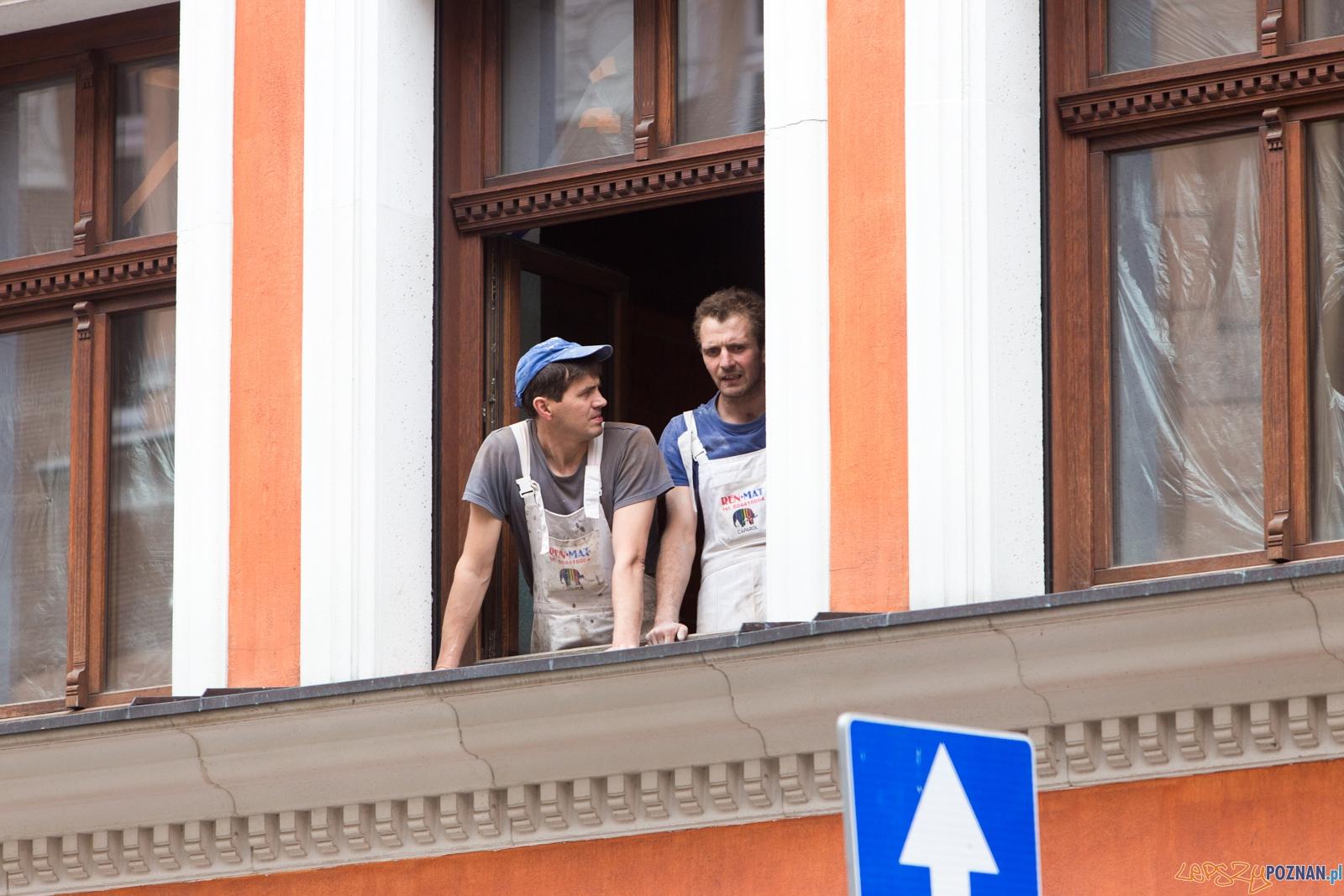 Dźwięki Starego Miasta  Foto: lepszyPOZNAN.pl / Piotr Rychter