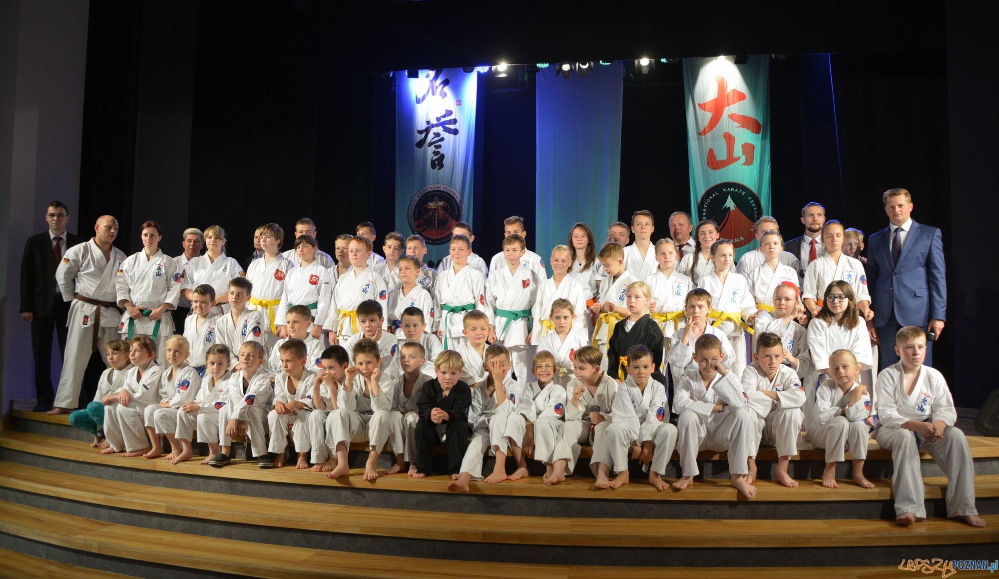 VIII Polsko-Niemieckich Mistrzostwach Karate w Kata i Kobudo  Foto: wssw.poznan.pl