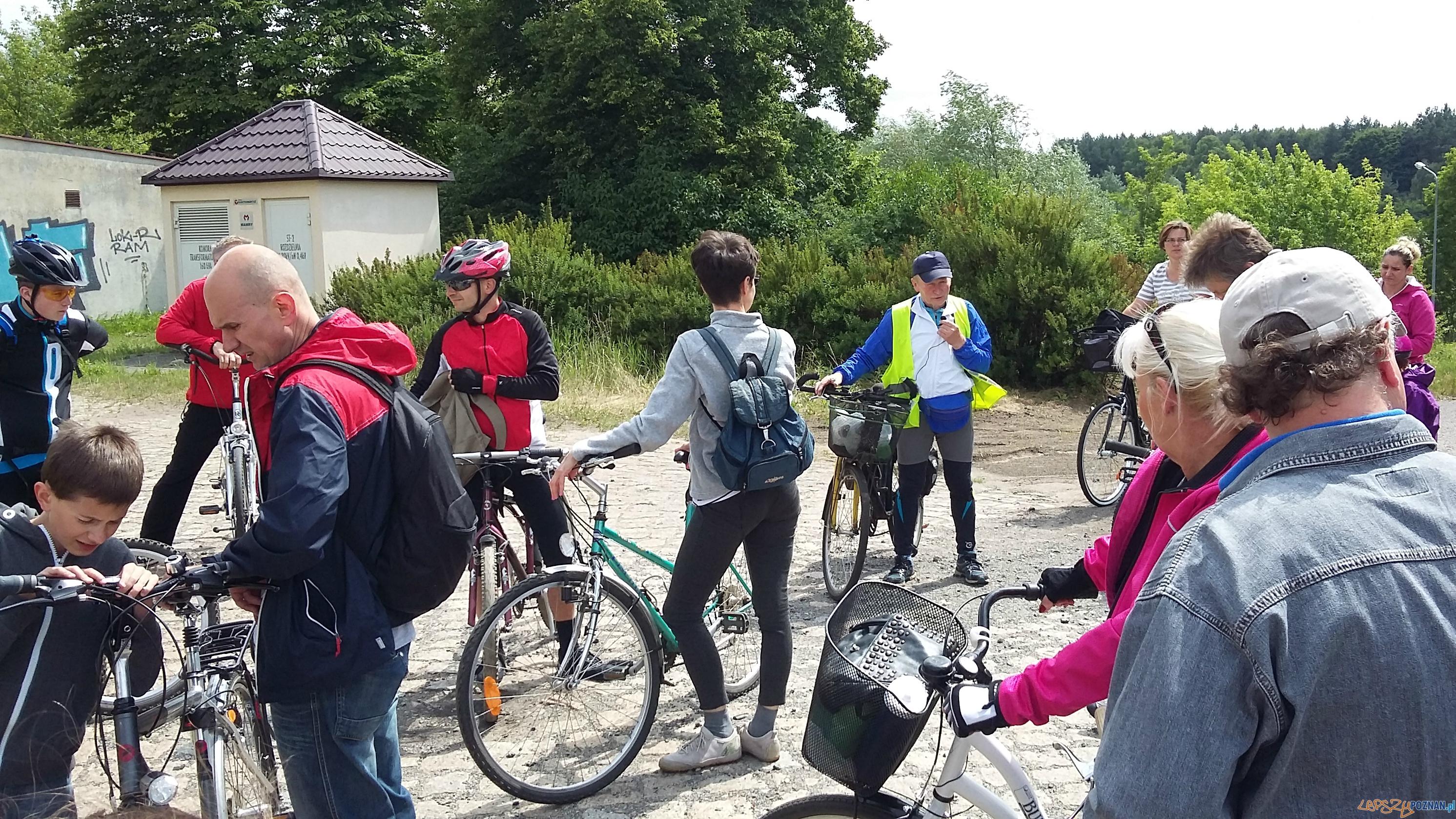Osiedlowy Rajd Rowerowy szlakiem okolicznych historii  Foto: fb.com/poznan.antoninek