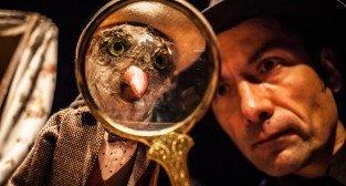 A niech to Gęś kopnie - spektakl Teatru Animacji (12)  Foto: Bartłomiej Jan Sowa
