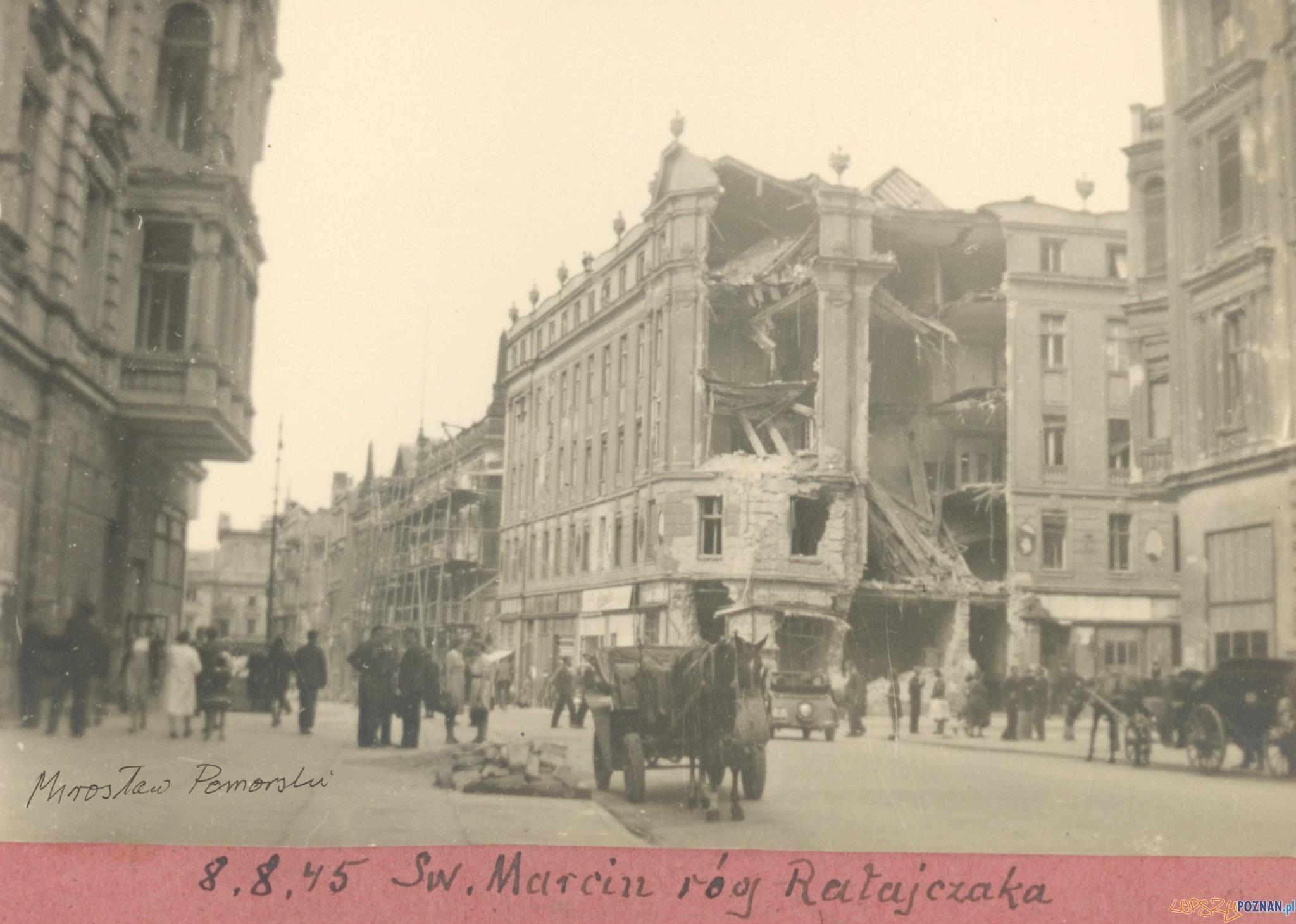 Sw. Marcin Ratajczaka  Foto: Kolekcja Mirosława Pomorskiego / MKZ