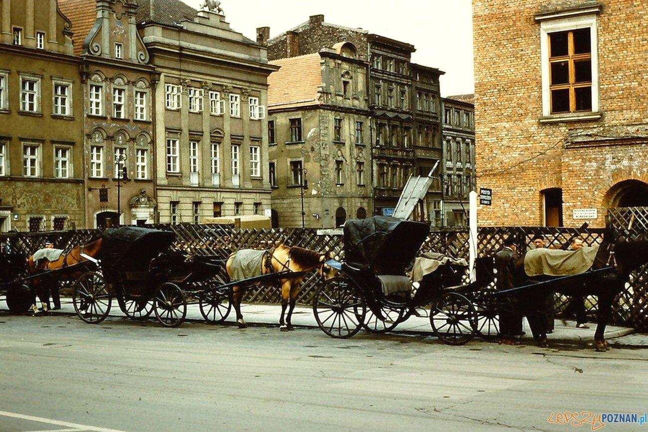 Stary Rynek 1960  Foto: internet