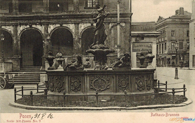 Fontanna Prozerpiny (1906)  Foto: fotopolska