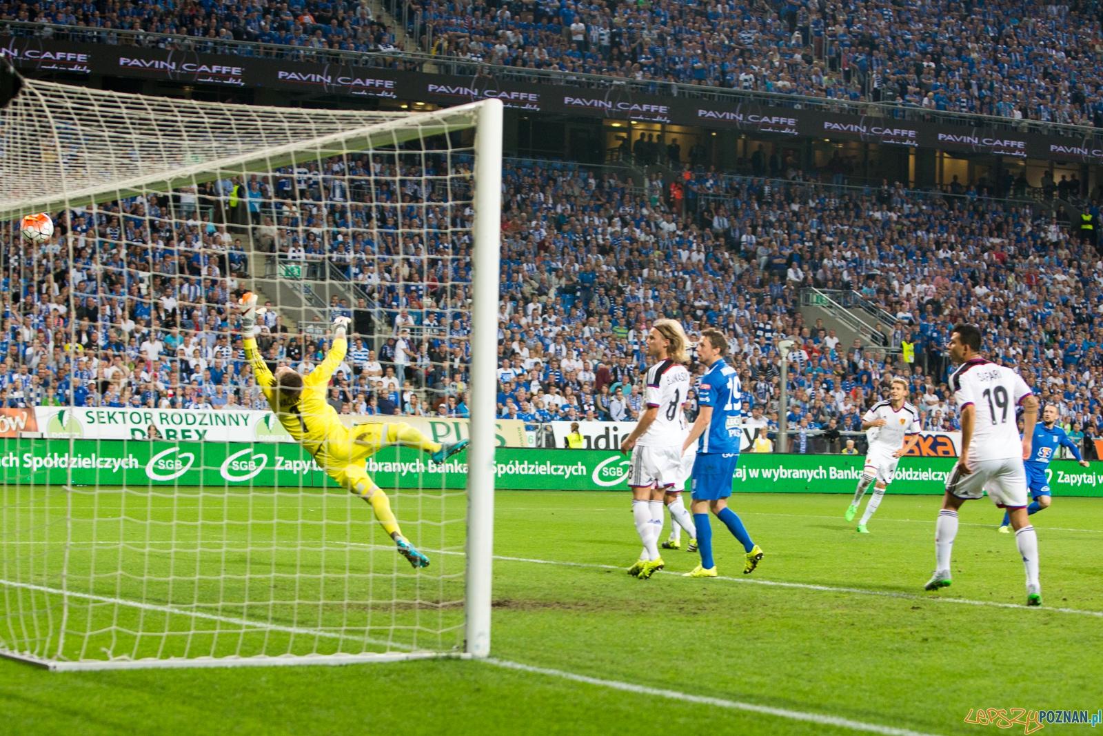 III runda eliminacji Ligi Mistrzów - Lech Poznań - FC Basel  Foto: lepszyPOZNAN.pl / Piotr Rychter