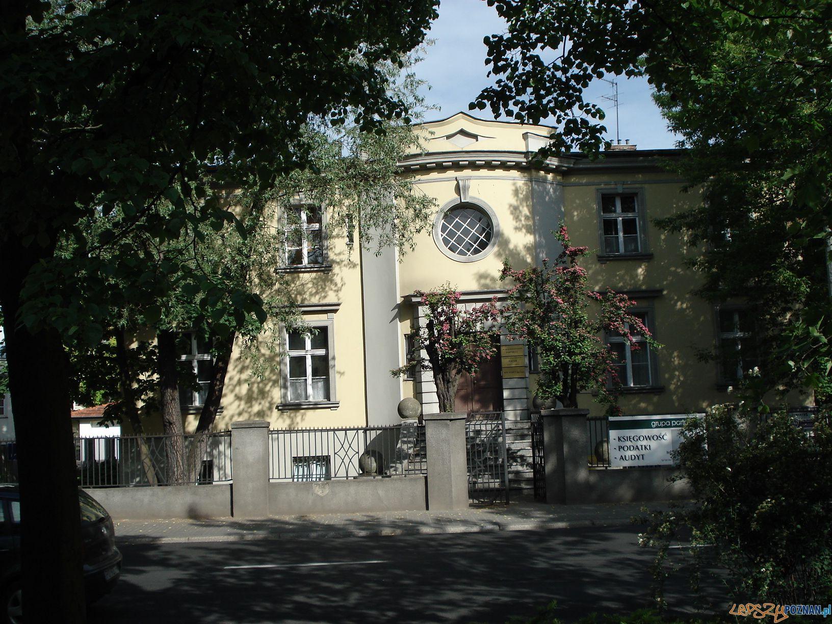 Wila Cybichowskiego  Foto: Jerzy/wikipedia/cc