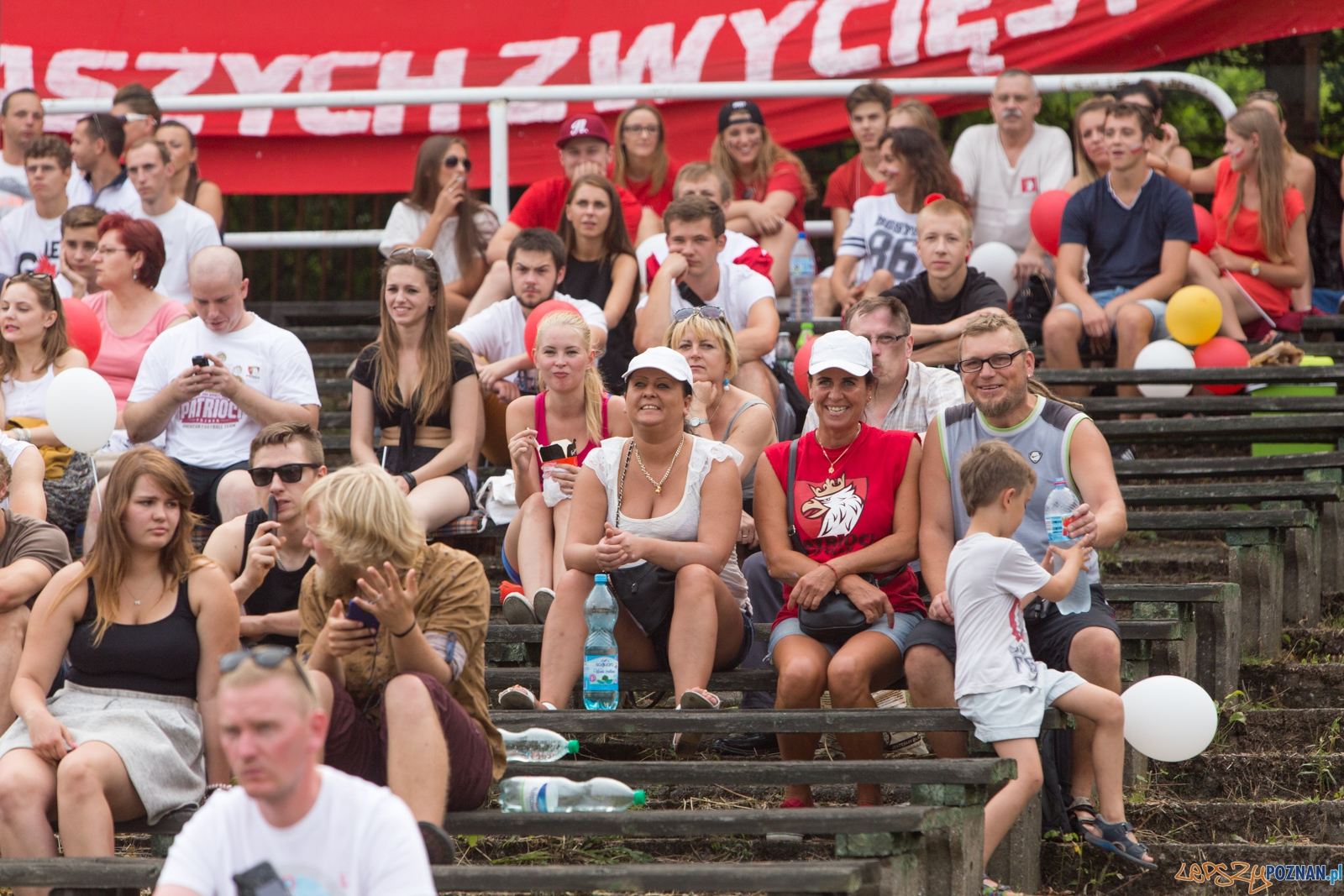 Patrioci Poznań – Bydgoszcz Archers  Foto: lepszyPOZNAN.pl / Piotr Rychter