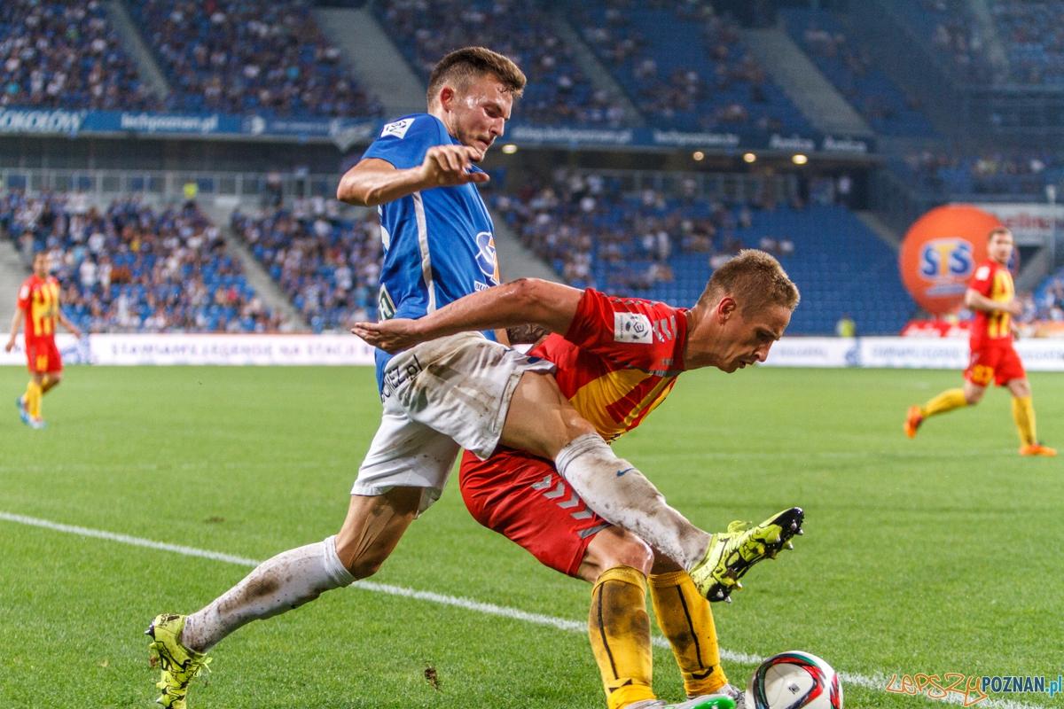 Lech Poznań - Korona Kielce 0:0 (0:0) - Poznań 08.08.2015 r.  Foto: LepszyPOZNAN.pl / Paweł Rychter